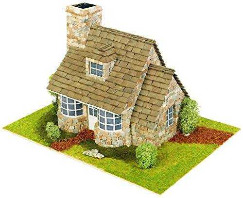 Modellino cottage for Case di kit vittoriano