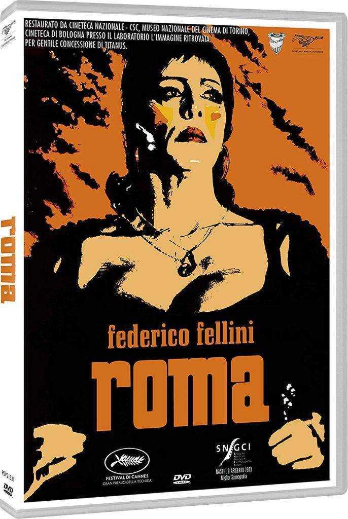 La Roma di Fellini - Federico Fellini Roma - DVD 1