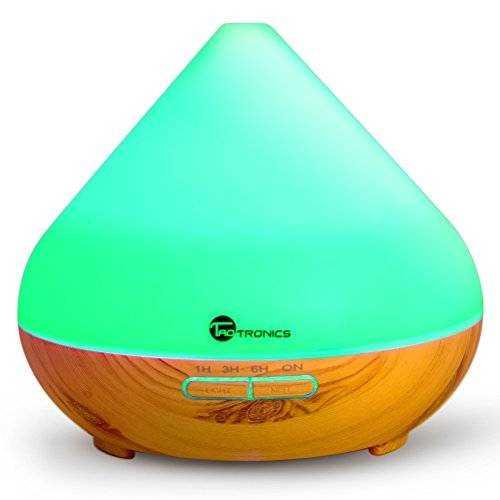 Vaporizzatore diffusore aromi ad ultrasuoni TaoTronics 1