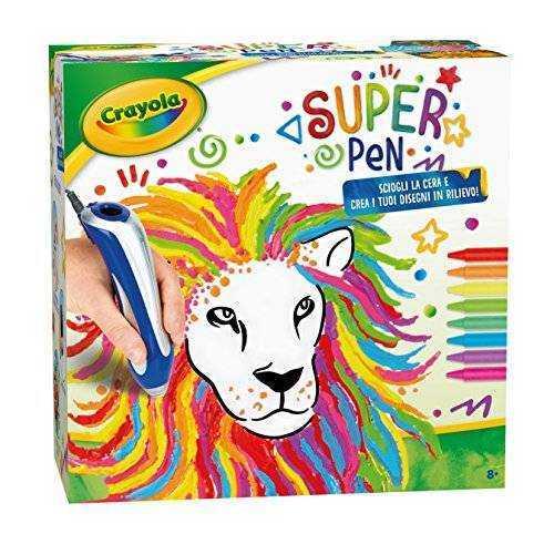 Super pen Crayola 1