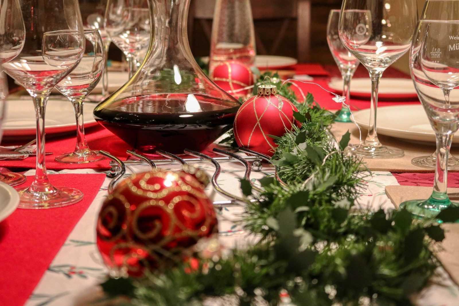 Tavola Per Natale Foto ✓ top 10: i migliori accessori per la tavola di natale 2020