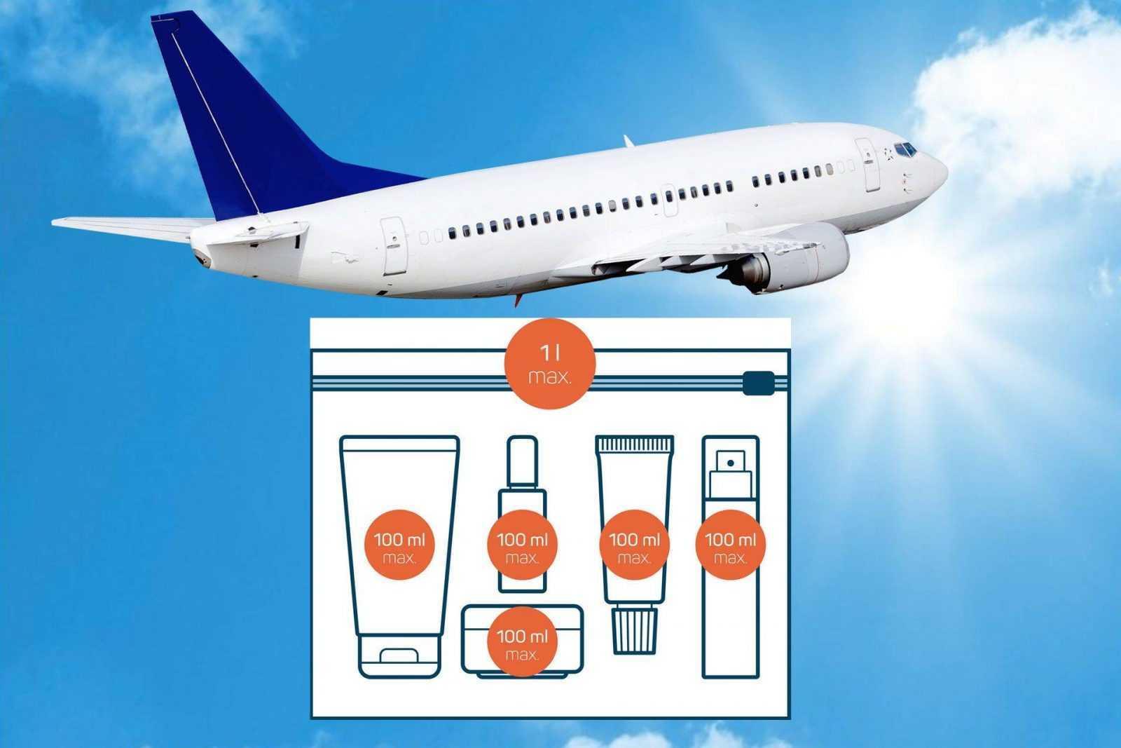 Migliori.io Top 10: I migliori contenitori per il trasporto di liquidi in aereo
