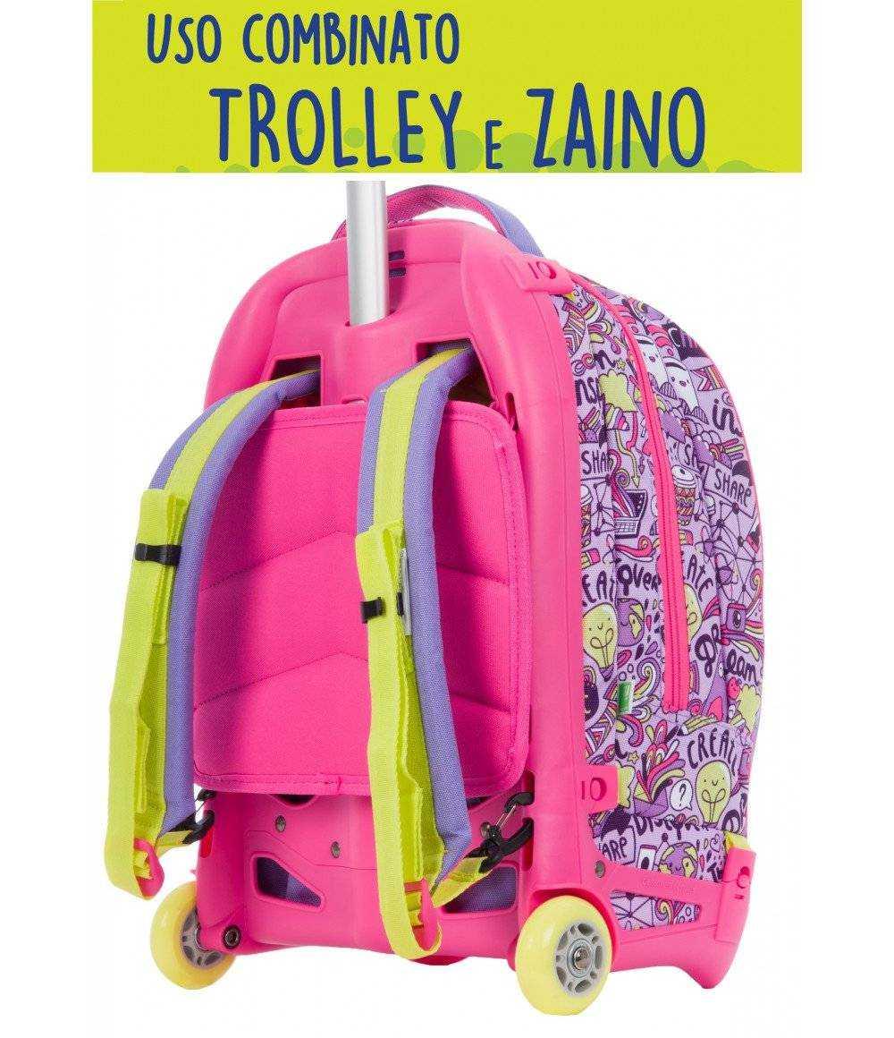 Migliori.io Top 10: I migliori trolley scuola